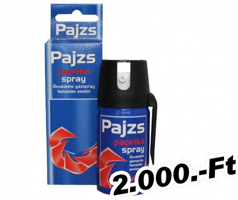 Pajzs paprika spray 19,5g