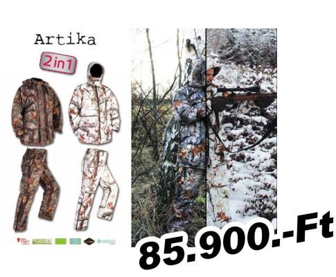 3a82d93d5c61 Kabát vadászatra Hart ARTIKA-J 2 OLDALAS VÍZHATLAN TÉLI KABÁT ...
